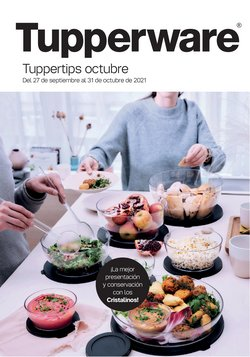Catálogo Tupperware ( 14 días más)