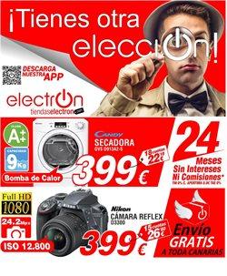Ofertas de Tiendas Electrón  en el folleto de Puerto del Rosario