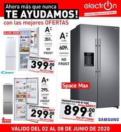 Catálogo Tiendas Electrón ( Publicado hoy )