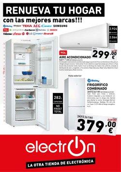 Ofertas de Tiendas Electrón en el catálogo de Tiendas Electrón ( Caduca hoy)