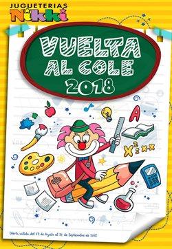 Ofertas de Jugueterías Nikki  en el folleto de Las Palmas de Gran Canaria