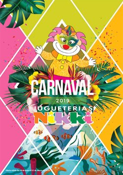 Ofertas de Jugueterías Nikki  en el folleto de Santa Lucía de Tirajana