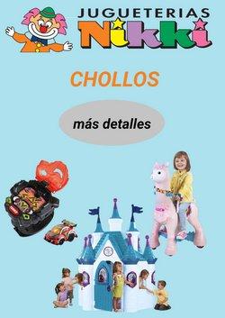 Ofertas de material escolar en el catálogo de Jugueterías Nikki ( Publicado ayer)