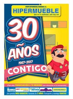 Ofertas de Hipermuble Canarias  en el folleto de Telde