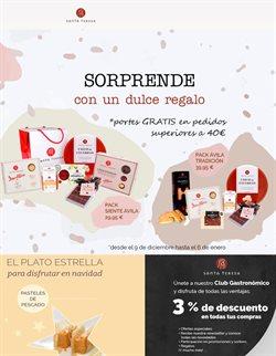 Catálogo Santa Teresa Gourmet ( Caducado)