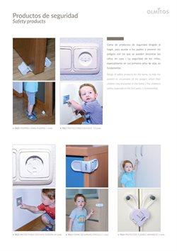 Ofertas de Seguridad bebé  en el folleto de Olmitos en Madrid