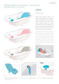 Ofertas de Aseo bebé  en el folleto de Olmitos en Madrid