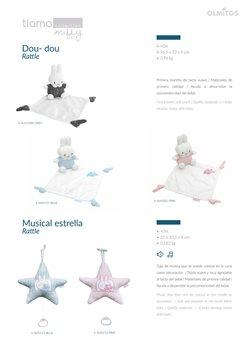 Ofertas de Cunas  en el folleto de Olmitos en Madrid