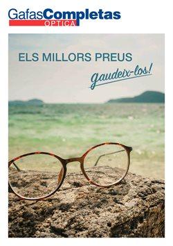 Ofertas de Salud y ópticas  en el folleto de Gafas Completas en Castelldefels