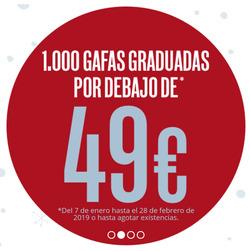 9bb8d0c9795 Ofertas de Gafas Completas en el folleto de Terrassa