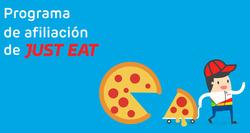 Ofertas de Just Eat  en el folleto de Madrid