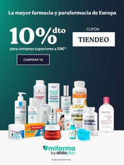 Ofertas de Salud y Ópticas en el catálogo de MiFarma ( 19 días más)