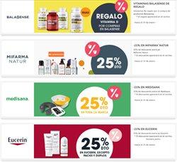 Ofertas de Eucerin en MiFarma