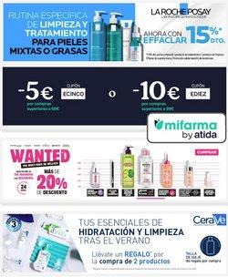 Ofertas de Salud y Ópticas en el catálogo de MiFarma ( Caduca mañana)