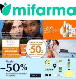 Ofertas de Salud y Ópticas en el catálogo de MiFarma ( Más de un mes)