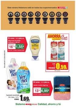 Ofertas de Spar La Palma en el catálogo de Spar La Palma ( 2 días más)