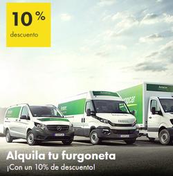 Ofertas de Europcar  en el folleto de Madrid