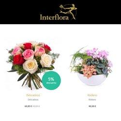 Ofertas de Bodas en el catálogo de Interflora ( 11 días más)