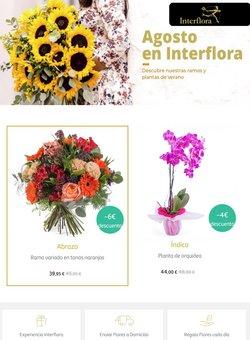 Ofertas de Bodas en el catálogo de Interflora ( Publicado hoy)
