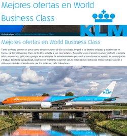 Ofertas de KLM en el catálogo de KLM ( Caduca mañana)