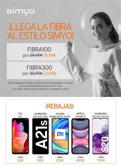 Ofertas de IPhone 11 en Simyo