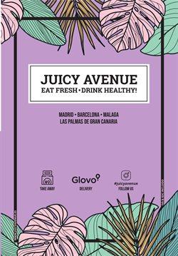 Ofertas de Juicy Avenue en el catálogo de Juicy Avenue ( Más de un mes)