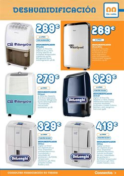 Ofertas de DeLonghi  en el folleto de Connecta en Ourense