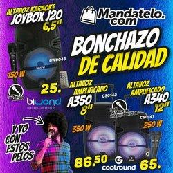 Ofertas de Informática y Electrónica en el catálogo de Mandatelo.com ( 3 días más)