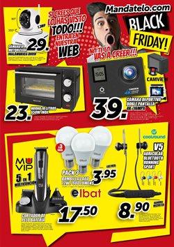 Ofertas de Mandatelo.com  en el folleto de Agüimes