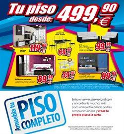 Ofertas de Cama nido  en el folleto de Ahorro Total en Zaragoza