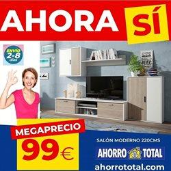 Ofertas de Hogar y Muebles en el catálogo de Ahorro Total en Ávila ( Publicado ayer )
