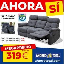 Ofertas de Relax en Ahorro Total