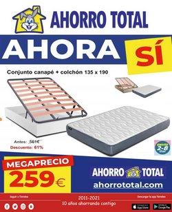 Catálogo Ahorro Total ( Publicado ayer)