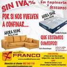 Catálogo Muebles Franco ( Caducado )