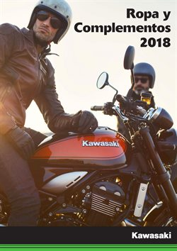 Ofertas de Kawasaki  en el folleto de Madrid