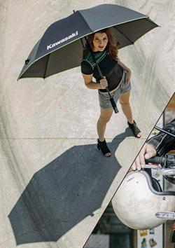 Ofertas de Paraguas  en el folleto de Kawasaki en Madrid