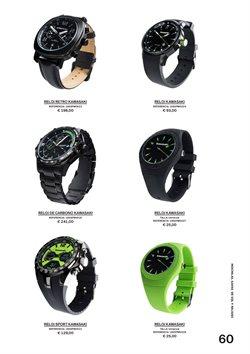 Ofertas de Reloj hombre  en el folleto de Kawasaki en Pamplona