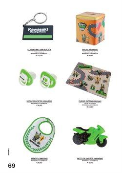 Ofertas de Chupete  en el folleto de Kawasaki en Madrid