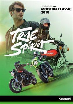 Ofertas de Moto  en el folleto de Kawasaki en Torrevieja