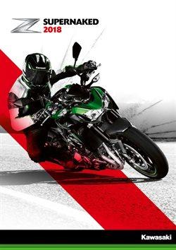 Ofertas de Kawasaki  en el folleto de Sevilla