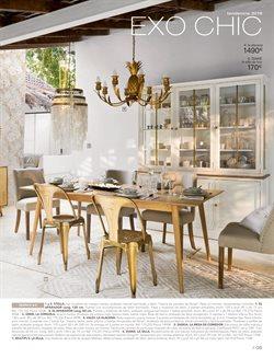 Ofertas de Mesa de comedor  en el folleto de Maisons du Monde en Madrid