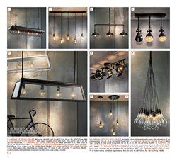 Ofertas de Iluminación  en el folleto de Maisons du Monde en Madrid