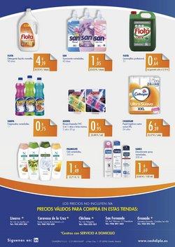 Ofertas de Sanex en el catálogo de CashDiplo ( 16 días más)