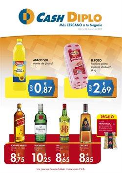 Ofertas de CashDiplo  en el folleto de Madrid