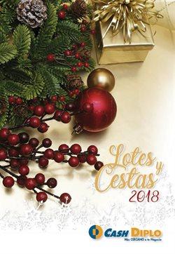 Ofertas de Lotes de Navidad  en el folleto de CashDiplo en Madrid