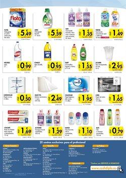 Ofertas de Ariel  en el folleto de CashDiplo en Santa Cruz de Tenerife