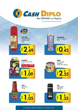 Ofertas de CashDiplo  en el folleto de Jerez de la Frontera