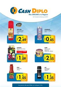 Ofertas de Hiper-Supermercados  en el folleto de CashDiplo en Fuenlabrada