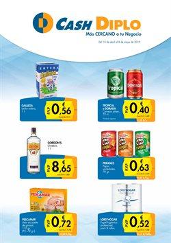 Ofertas de Hiper-Supermercados  en el folleto de CashDiplo en El Puerto De Santa María