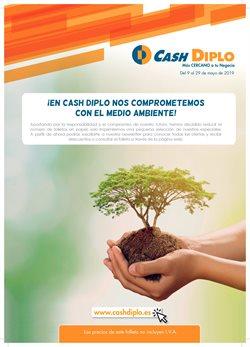 Ofertas de CashDiplo  en el folleto de Chiclana de la Frontera